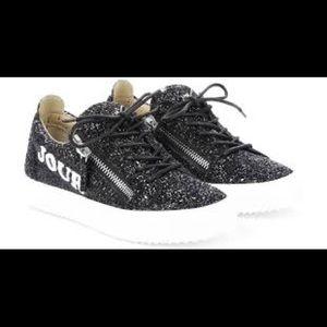 👟Giuseppe Zanotti 👟Glitter Sneaker